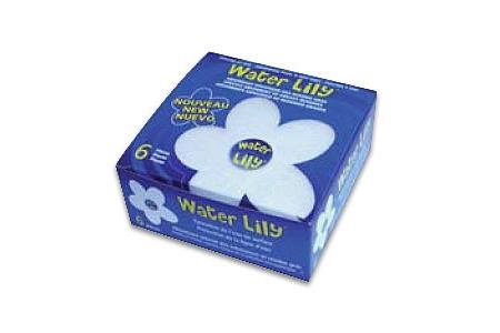 WATER LILY ABSORBEUR SUBSTANCES GRASSES BOITE DE 6