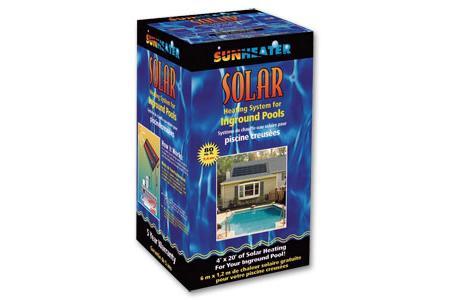 KIT SOLAIRE SMARTPOOL le kit de 2 CAPTEURS de 3,7M²