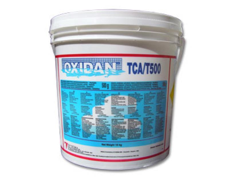 OXIDAN CHLORE LENT 500G NU SEAU 10 KG