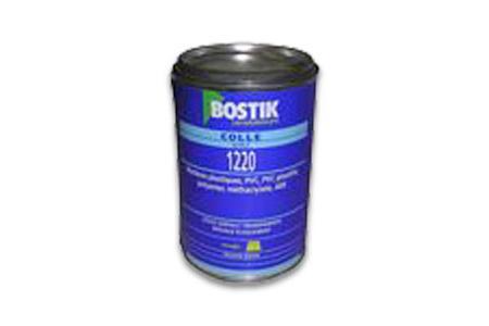 COLLE BOSTIK 1220 FEUTRE ET PVC EN POT DE 1 L