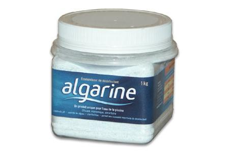 ALGARINE PISCINE 1 KG TRAITEMENT MULTI ACTIONS