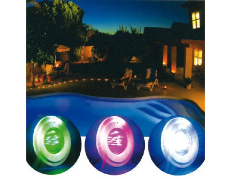 PROJECTEUR LED COLORLOGIC III  HAYWARD COMPLET 50W RGB