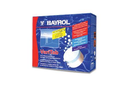 CHLORILONG ULTIMATE 7 de BAYROL 300g 10,2 Kg  (sans cuivre)