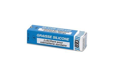 GRAISSE SILICONE Tube souple de 125 mL