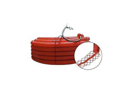 GAINE + CABLE 2 X 6mm ²  Le Ml  (vendu au détail)