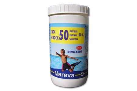 REVAKLOR CHOC 50 1 KG (PASTILLES)