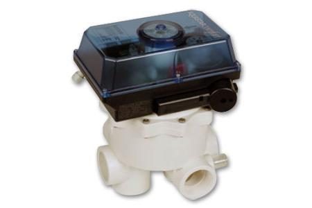 AQUASTAR Comfort 3001 230, 230VAC, monté sur vanne Side Praher 1 1 2