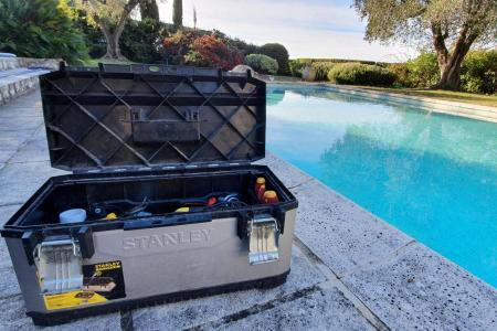 Atelier de réparation robot et pompe piscine