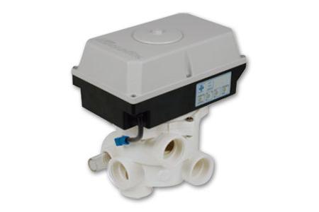AQUASTAR Easy 1001 230 (déclenchement par timer), 230VAC,  2  Side All Open à visser