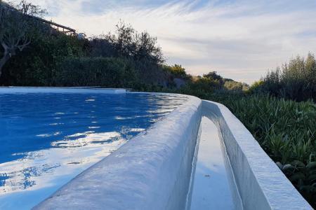 Revêtement piscine polyester et mosaïque