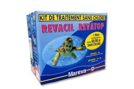 KIT REVACIL 3L + 2 x 5L de REVATOP