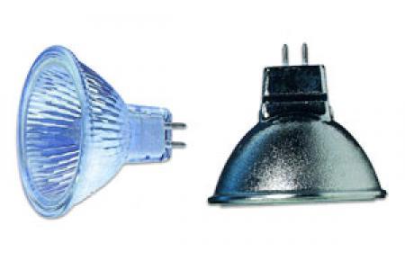 LAMPE DICHROIQUE HALOGENE 50W 12V longue durée (700 lumens)