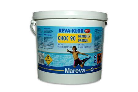 REVAKLOR CHOC 90 GRANULES en Seau de 5 Kg pour carrelage
