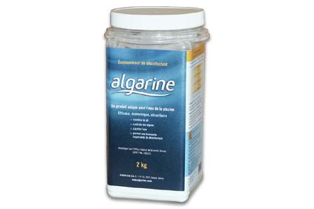 ALGARINE PISCINE 2 Kg TRAITEMENT MULTI ACTIONS