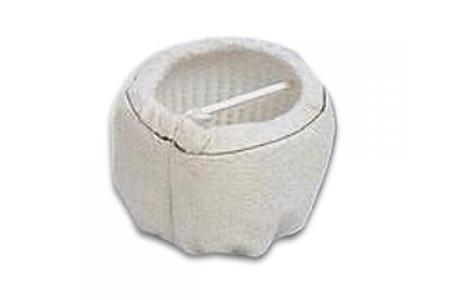 POOLBAG Filet filtrant pour skimmer en polyester (x3)